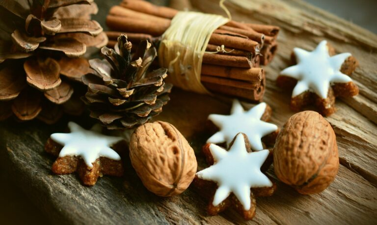 Falakmögött – Karácsony bejgliben