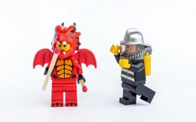 S.A.Locryn: Videójáték tűzoltó